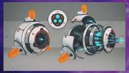 Nefarious Troopers Sniperbot