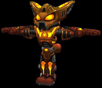 Infernox armor