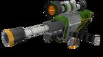 Range Warrior render