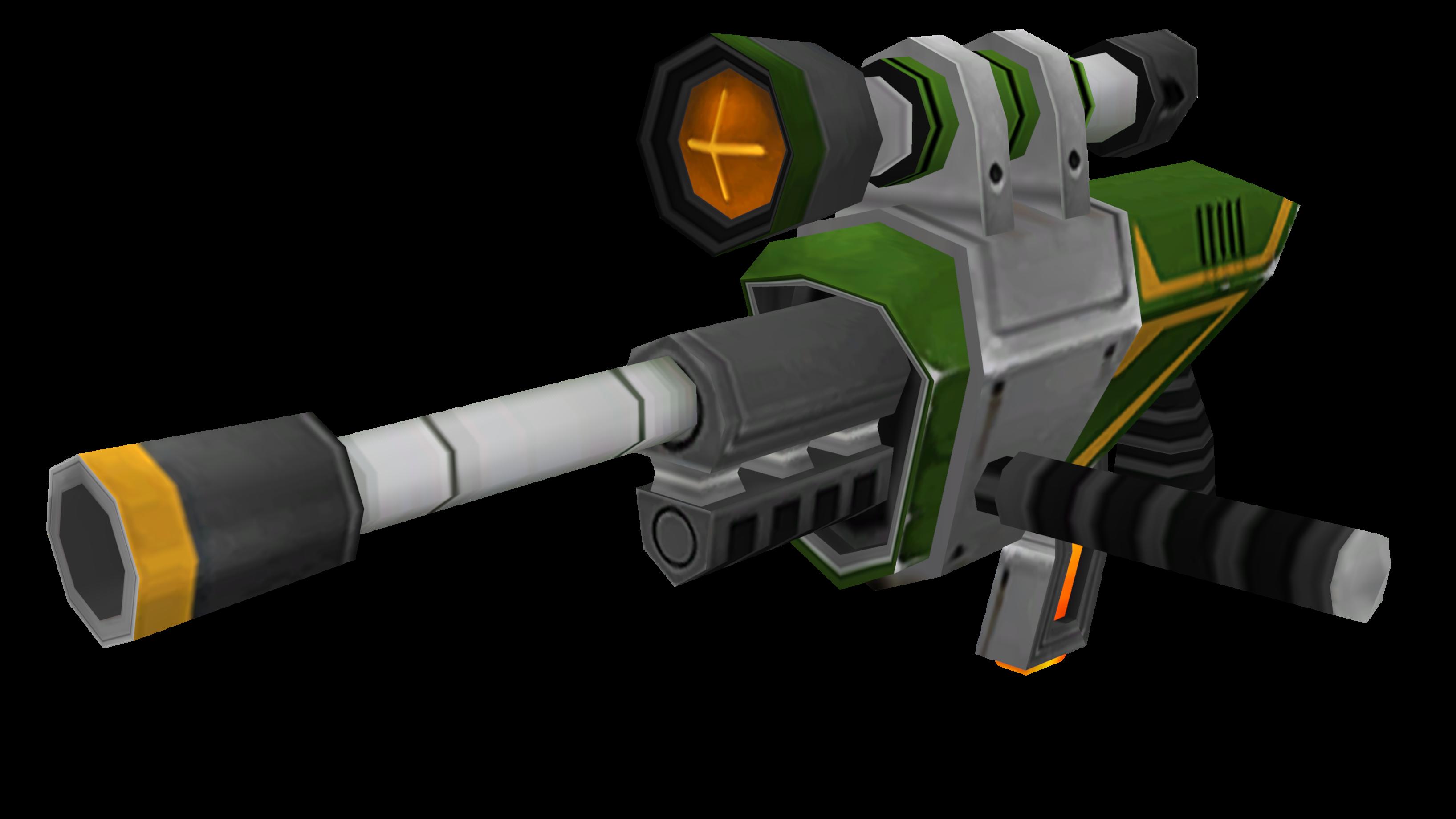Range Warrior