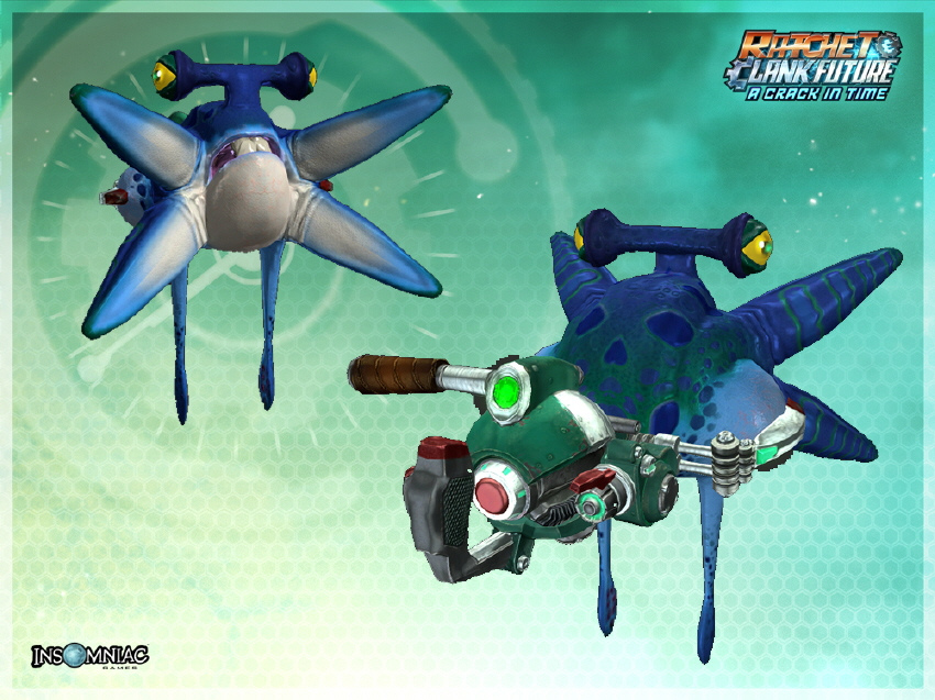 Sonic Eruptor