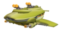 Technomite dreadnought render