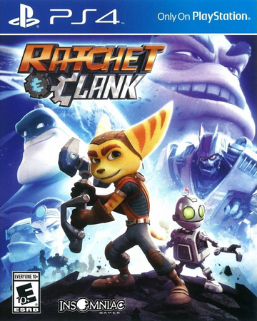 Ratchet Clank 2016 Game Ratchet Clank Wiki Fandom