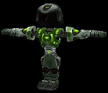 Aegis Mark V armor