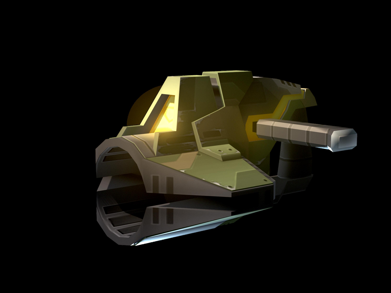 Mini Turret Launcher