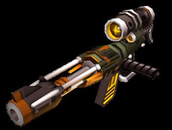 Splitter Rifle