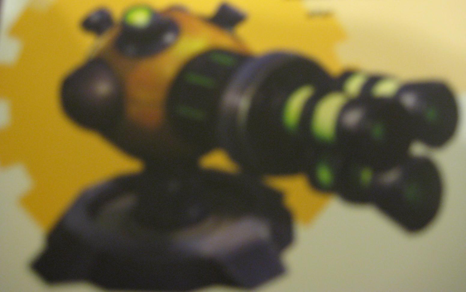 Fusion Turret