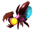 Insectoid promo render