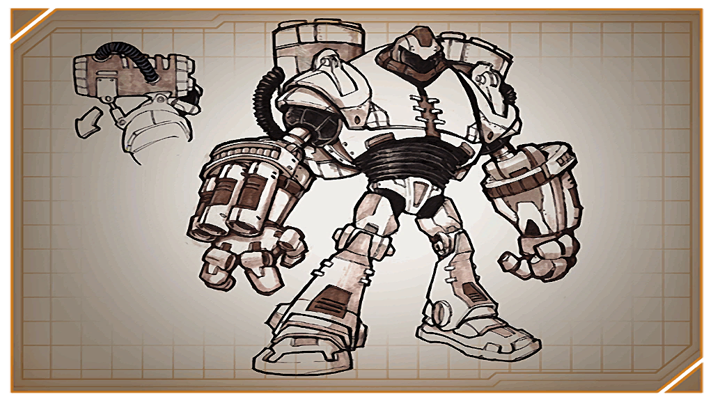 Mega bot