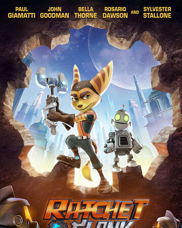 Ratchet Clank 2016 Movie Ratchet Clank Wiki Fandom