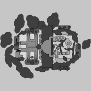 Mining facility map