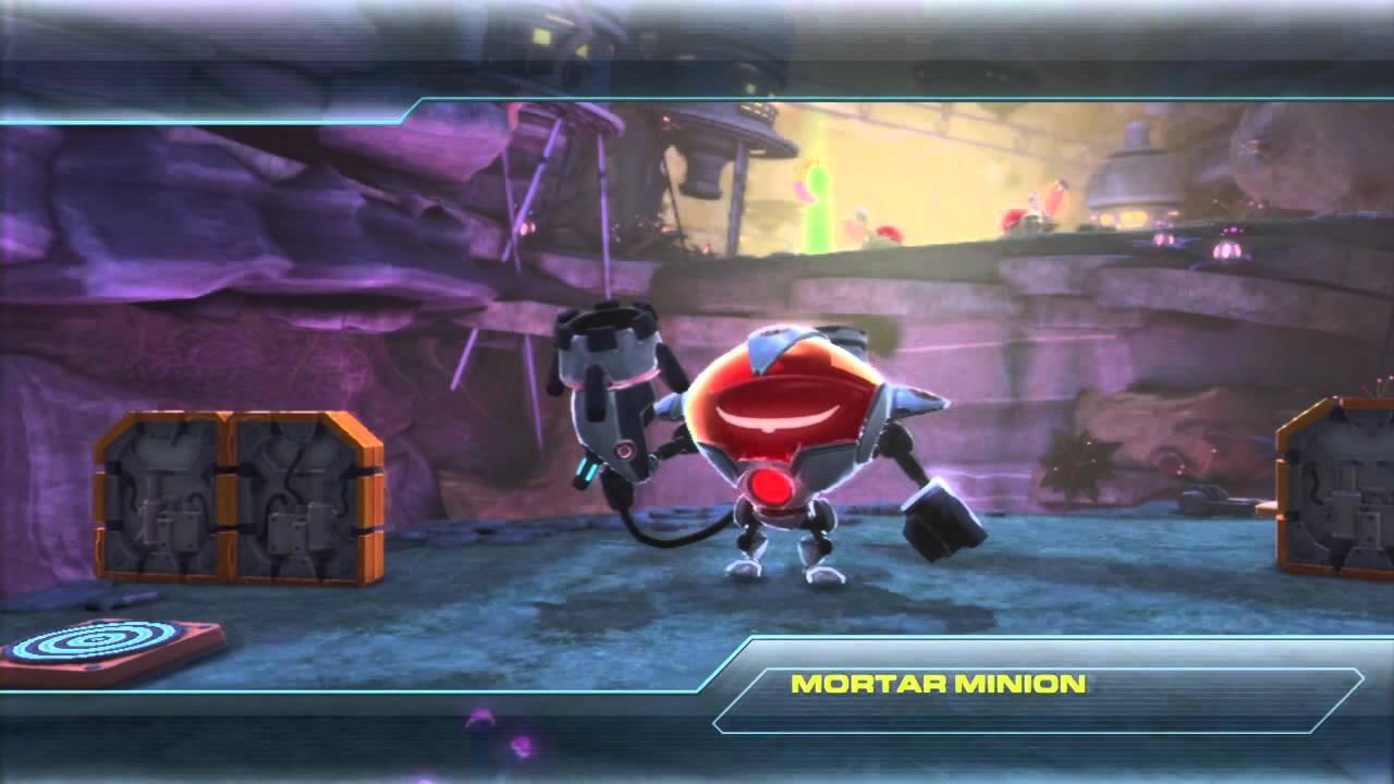 Mortar Minion