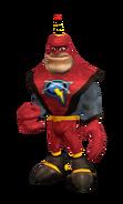 Captain Qwark skin from SM render