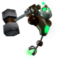 Hammer Bot promo render