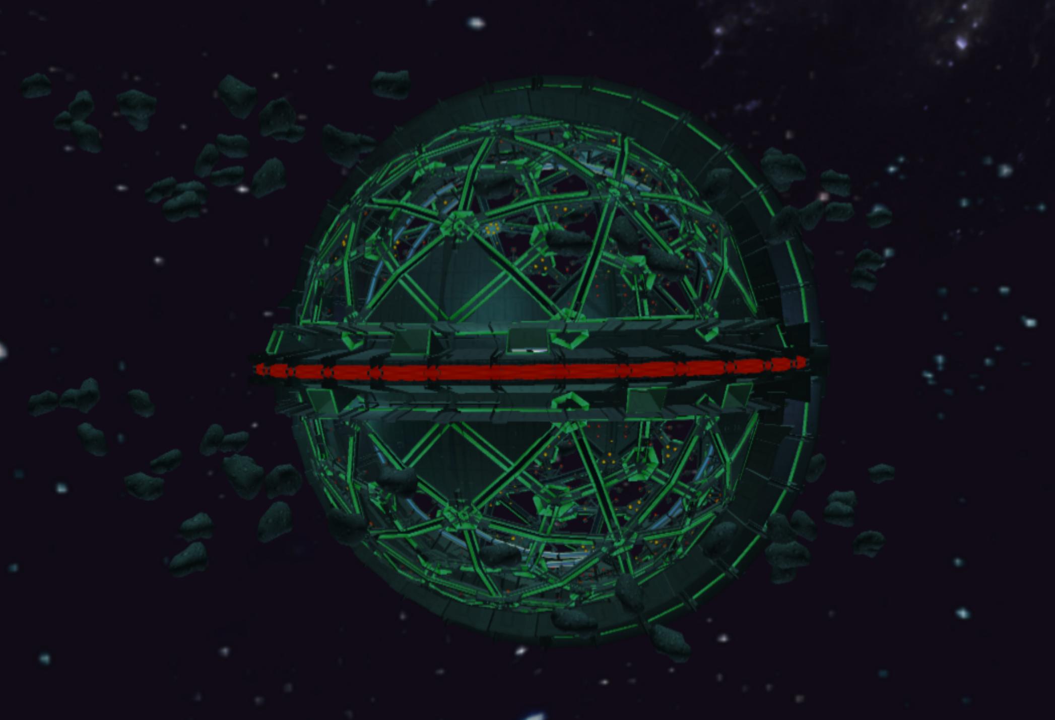 Deep Space Disposal Facility