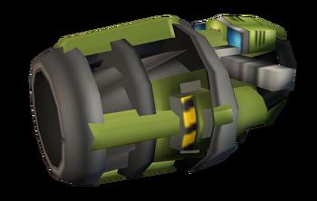 Vortex Cannon