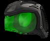 Megacorp Helmet render