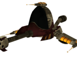 Thugs-4-Less attack ship