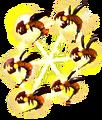 Insectoid swarm promo render