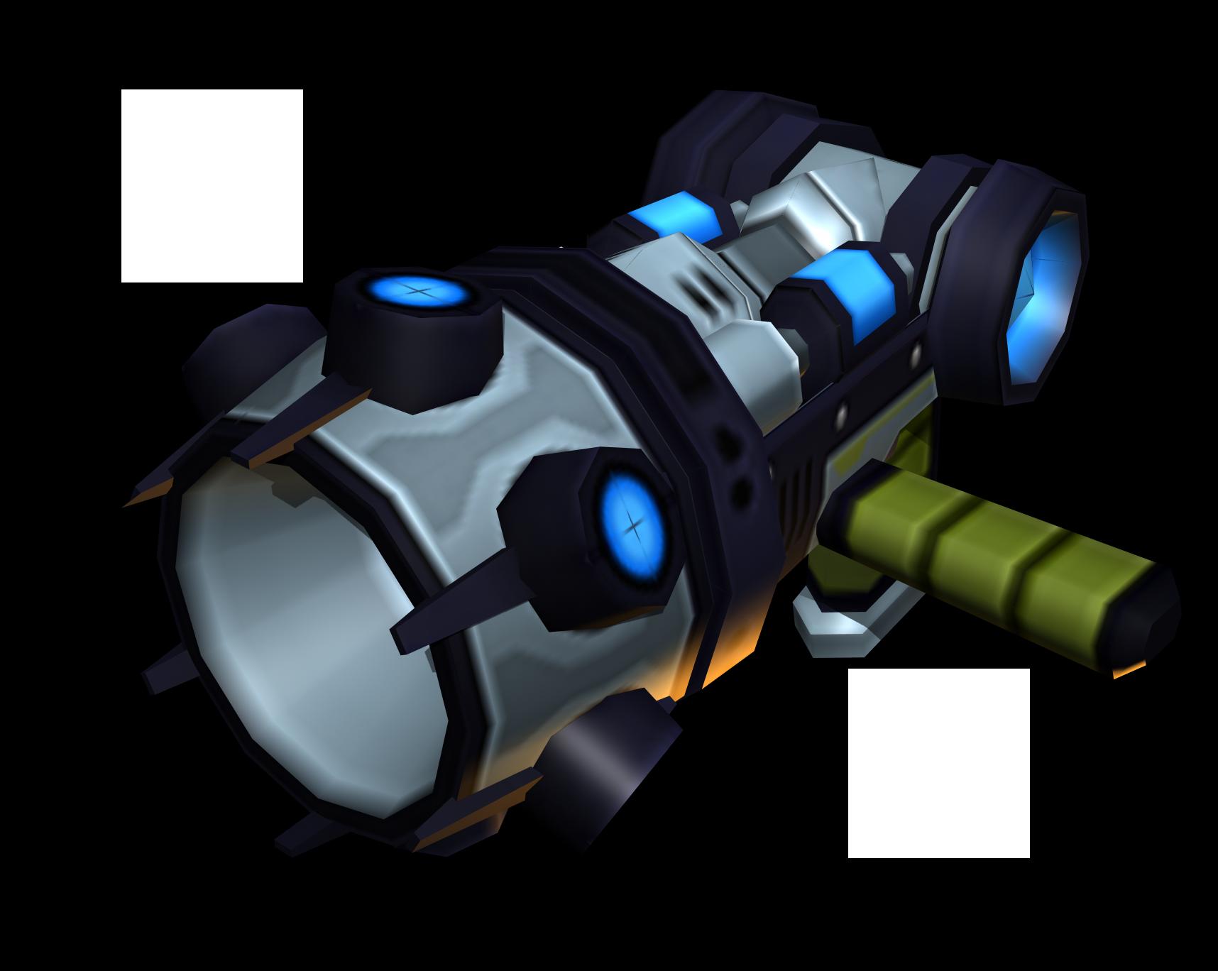 Nitro Launcher