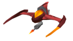 Thugs-4-Less fighter red