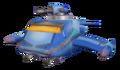 Technomite ship 2 render