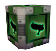 Weapon crate render