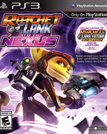 Ratchet Clank Into The Nexus Ratchet Clank Wiki Fandom