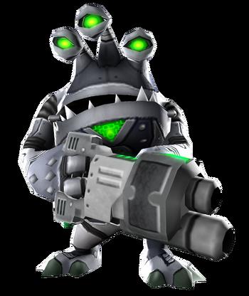 Robonoid V2