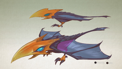 Darter from R&C (2016) concept art.png