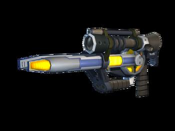 Anti-Matter Rifle