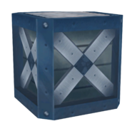 Metal crate from R&C (2002) render