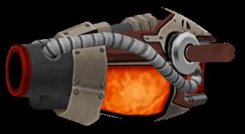 Meteor Gun