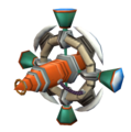 Technomite ship 3 render