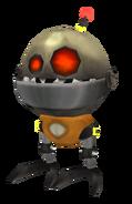 Agent of Doom from UYA render
