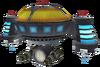 Megacorp Sentinel render