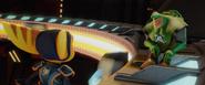 Stop Captain Qwark cutscene 1