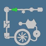 Inside Clank map 1