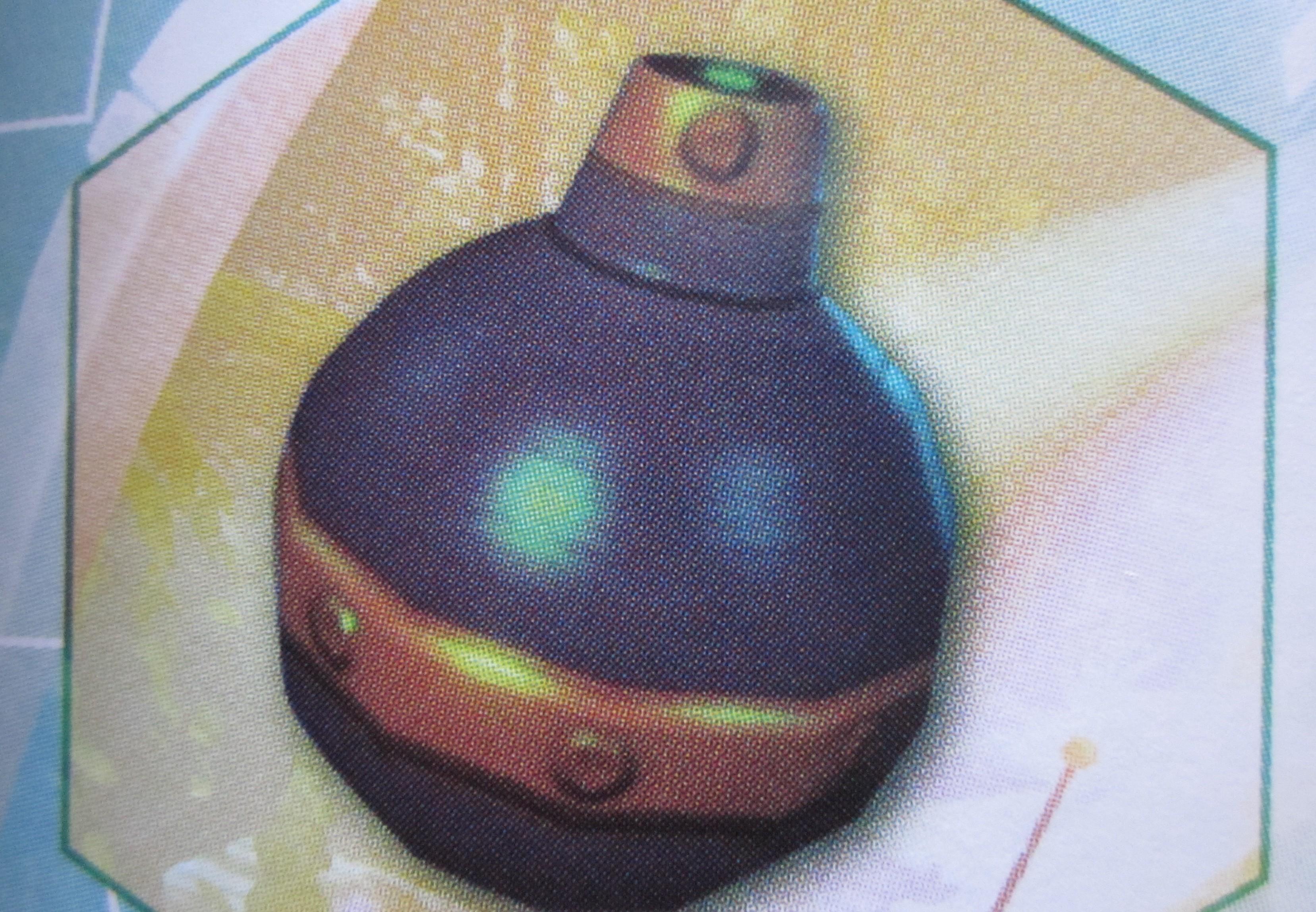 Leech Bomb