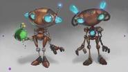 Kit Concept Art 2 (The Art of Ratchet & Clank Rift Apart)