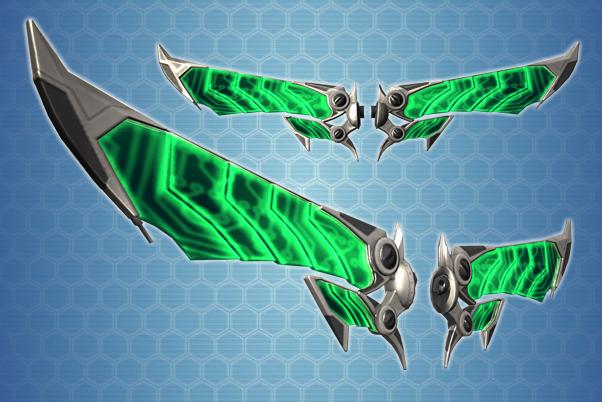 Robo-Wings
