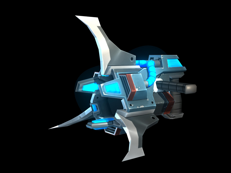 Hunter Mine Launcher