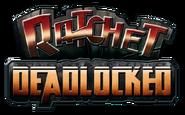 Deadlocked logo
