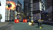 Box Breaker gameplay