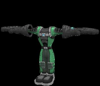 Commando suit