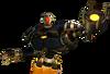 Megacorp Robot Guard promo render