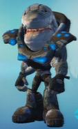 QForce skin - Great White Shark