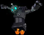 Bridge Bot promo render