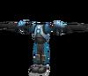 Tetrafiber armor render