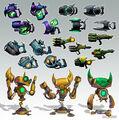 Creaturebox weapon exploration02